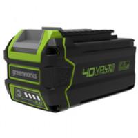 Аккумулятор GreenWorks G40B6, 40V, 6 А.ч, Li-ion