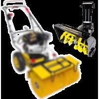 Насадка-Снегоуборщик навесной для машины подметально-уборочной CHAMPION GS5562