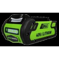 Аккумулятор GreenWorks G40B2, 40V, 2 А.ч Li-lon